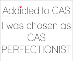2017-09 Addicted to CAS perfectionist badge
